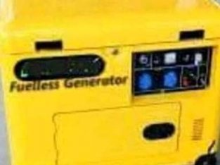 fuelless-generator