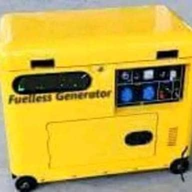 fuelless-generator