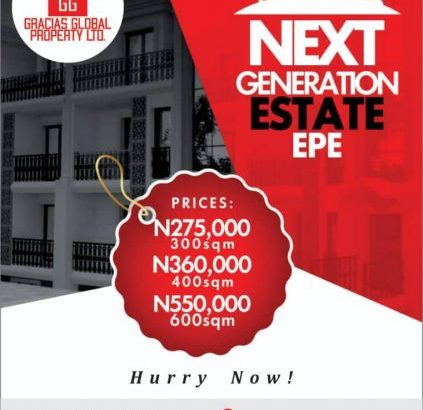 Dry Land For Sale at Gracias Next Generation Estate