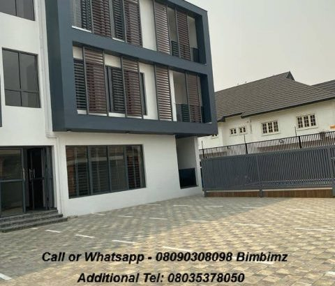 Rent House in Lagos – House For Rent in Lagos – 3 Bedroom Lekki Phase 1
