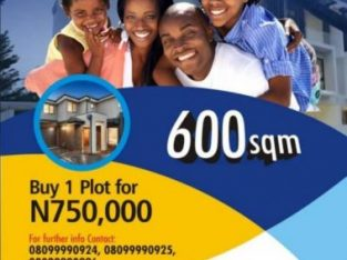 Buy Your Plot of Land at Hillcrest Villa Estate at Elerangbe, Ibeju Lekki