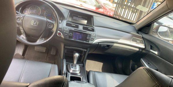Super Clean Tokunbo Full Option Honda Crosstour 2013 Model For Sale
