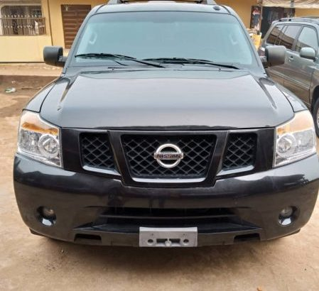 Clean Nissan Amanda 2014 Model For Sale