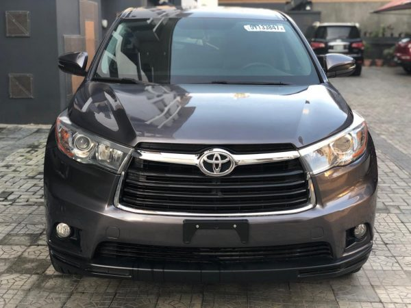 2015 Toyota Highlander For Sale