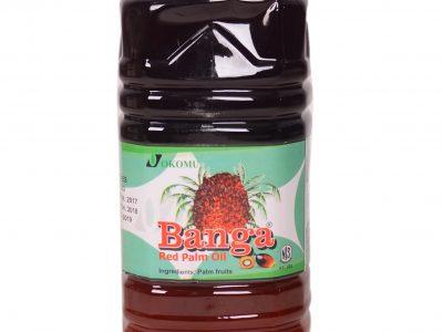 OKOMU BANGA RED PALM OIL 4 LITRES