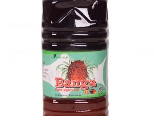 OKOMU BANGA RED PALM OIL 4 LITRES