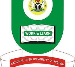 National Open University of Nigeria NOUN 2020/2021 Admission Application and Registration Form