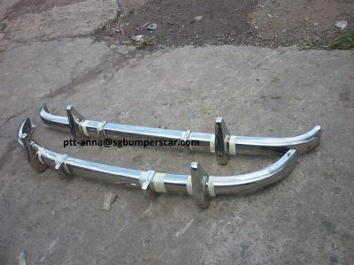 Mercedes Benz W136 170 Stainless Steel Bumper