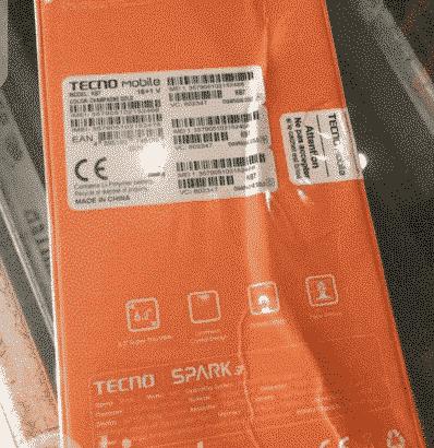 Tecno spark3 call for details