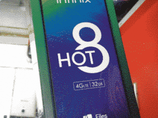Infinix hot8  for details