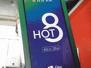 Infinix hot8  for details