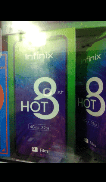 Infinix hot8 call for details 07066177053