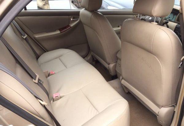Tokobu Toyota corolla  for details