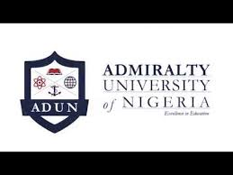 Admiralty University, Ibusa Delta State 2O2O/2O21 Session Admission Forms are on sales