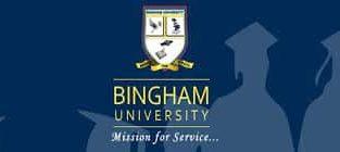 Bingham University, New Karu 2O2O/2O21 Session Admission Forms are on sales.