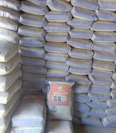 you can   now order dangote cement for 1600 naira in units or truck loads and get it   delivered to