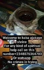 The powerful herbalist native doctor in Nigeria+2348076364703