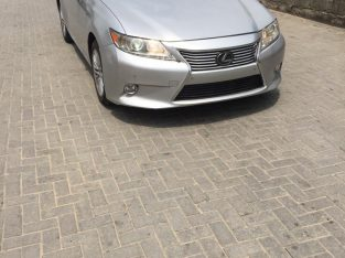 We are Selling This 2013 Lexus Es 350 Tokunbo at Aviid Homes and Automobile