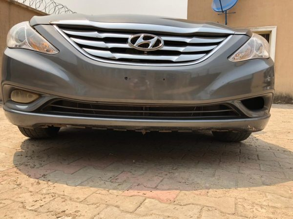 2012 GLs Hyundai Sonata For Sale (Call or Whatsapp – 08022955720)