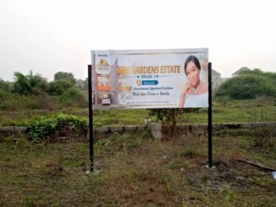 Get Your Plot of Land at Max Gardens Phase 3, Eluju, Ibeju – Lekki (Call or Whatsapp )