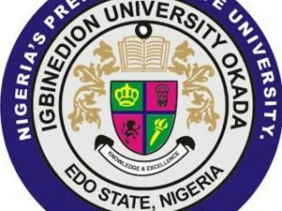 Igbinedion University Okada Benin City Direct Entry Form 2020/2021 Post Utme Admission Form is out