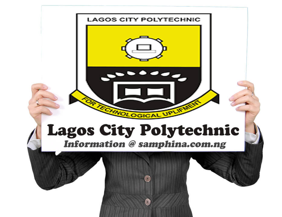 lagos  city polytechnic hnd nd part time admission form for 2019 2020 academic  session and nd h