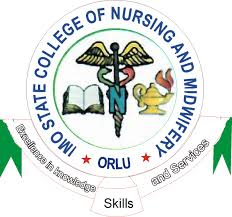 Imo State College Of Nursing And Midwifery Orlu 2020/2021 SESSION ADMISSION FORM ON SALES NOW.