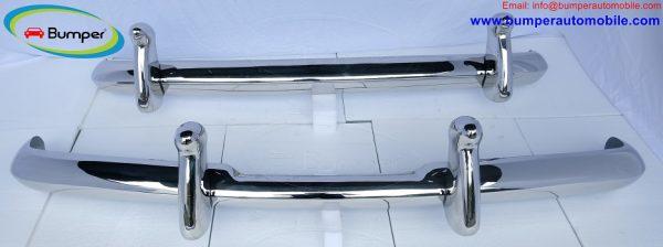 rolls   royce silver cloud s1 s2 bumper 1955 1962