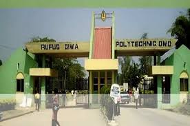 rufus  giwa polytechnic hnd nd part time admission form for 2019 2020 academic  session and nd