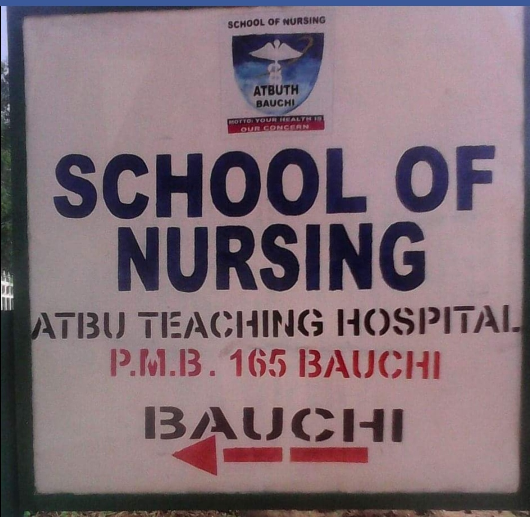 atbuth  school of nursing admission form 2020 2021session admission form is out