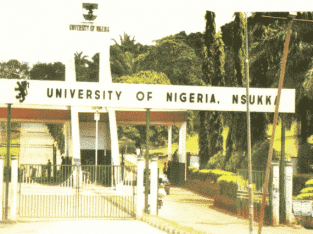 university  of nigeria nsukka predegree remedial admission form for 2020 2021 academic  sessi