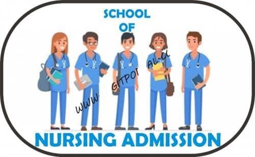 School of Nursing, Odumegwu Ojukwu University Teaching Hospital, Nkpor 2020/2021 Nursing Form and Mi