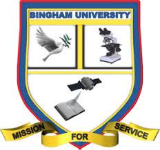 Bingham University Admission Form 2020/2021 Change Of Institution Form/Change Of Course Form is out