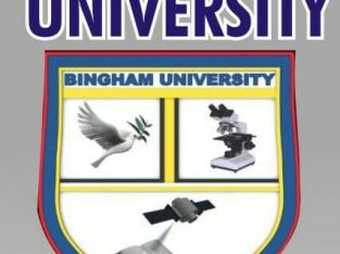 Bingham University Admission/Screening Form 2020/2021 is out   Direct Entry Form