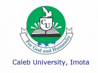 Caleb University Admission/Screening Form 2020/2021 is out   Direct Entry Form,P