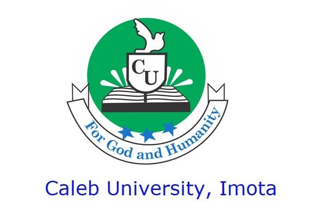 Caleb University Admission/Screening Form 2020/2021 is out call (+234)8068829173 Direct Entry Form,P
