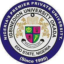 Igbinedion University Post UTME Admission Form 2020/2021 Direct Entry Form is out Call 08062159185
