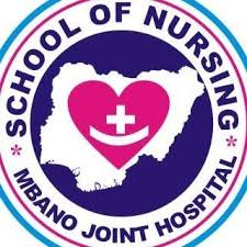 School of Nursing Joint Hospital Mbano 2020/2021 Session 08063082117
