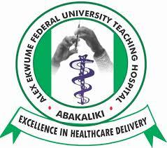Alex Ekwueme Federal University Teaching Hospital Abakaliki 2020/2021 ADMISSION FORMS ARE ON SALES