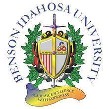 Benson Idahosa University, Benin City 2O2O/2O21 Session Admission Forms are on sales.