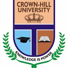 Crown Hill University Eiyenkorin, Kwara State 2O2O/2O21 Session Admission Forms are on sales.