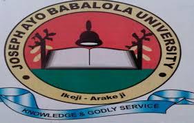 Joseph Ayo Babalola University, Ikeji-Arakeji 2O2O/2O21 Session Admission Forms are on sales.