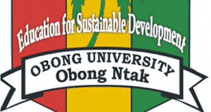 Obong University, Obong Ntak 2O2O/2O21 Session Admission Forms are on sales.