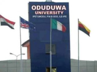 Oduduwa University, Ipetumodu – Osun State 2O2O/2O21 Session Admission Forms are on sales.