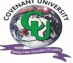 Covenant University Ota 2020/2021 Application Form Is Out For Sale,Call Office on 08081122796