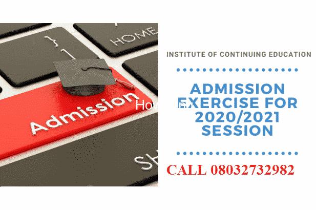 University of Port-Harcourt,(UNIPORT) 2020/2021 Admission Form (POST UTME Form,Direct Entry Form) Is