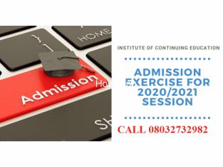 Obafemi Awolowo University,Ile-Ife,(OAU) 2020/2021 Admission Form (POST UTME Form,Direct Entry Form)