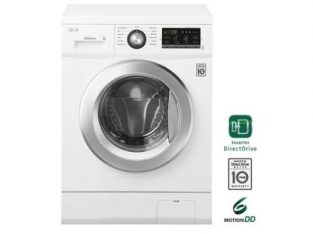 LG Washing Machine – Washing + Spinning + Draining Function 6.5 Kg
