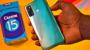 Tecno Camon 15 Price In Nigeria – How Much Is Camon 15