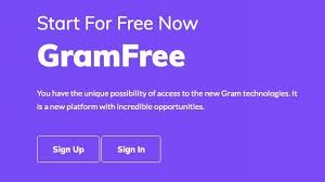 Gramfree – Gramfree Services Money Making Investment – Watch the Video